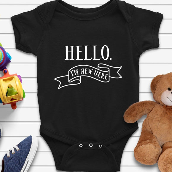Funny Newborn Baby Oneise - Quote My Gift