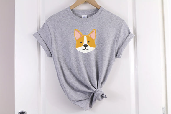 Corgi Shirt, - Quote My Gift