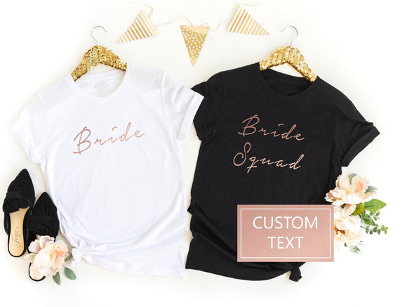 Custom Hen Do Shirts - Quote My Gift