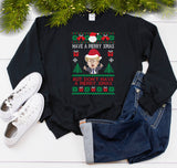 Funny Boris Johnson Christmas Jumper Unisex