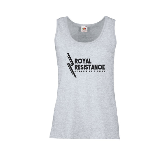Women's Royal Resistance Vest - Quote My Gift