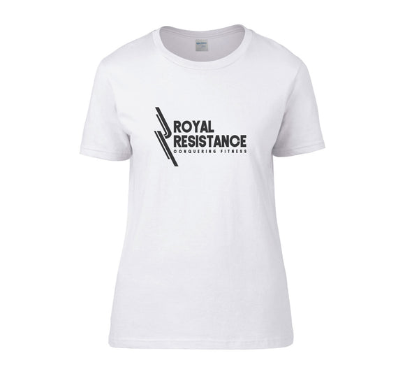 Women's Royal Resistance T-Shirt - Quote My Gift