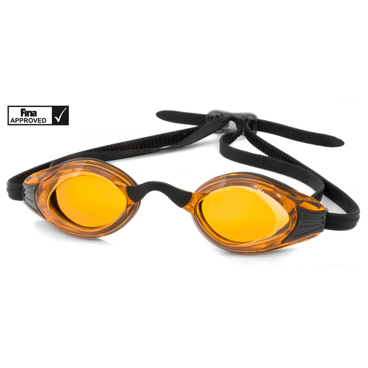 Image of   Svømmebrille - Blast, orange (Aqua-Speed)