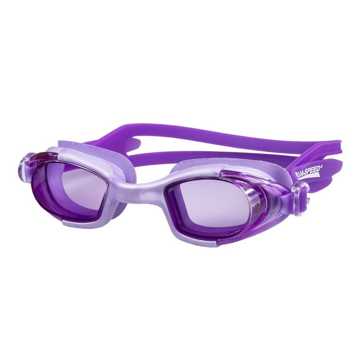 Image of   Svømmebrille, Marea Junior - lilla (Aqua-Speed)