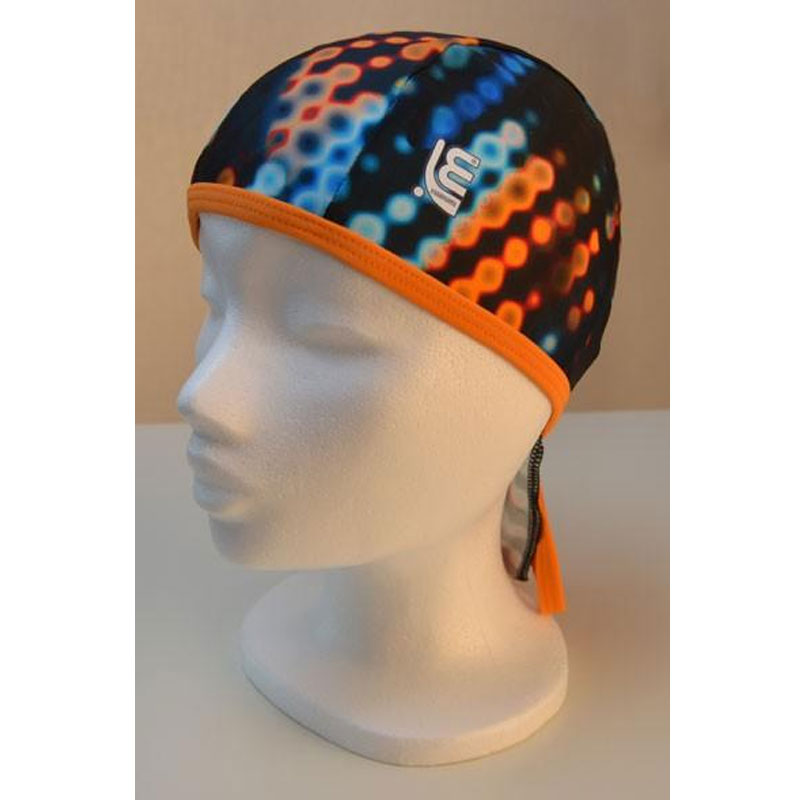 Image of   Bandana badehætte, atom/orange (Essenuoto)