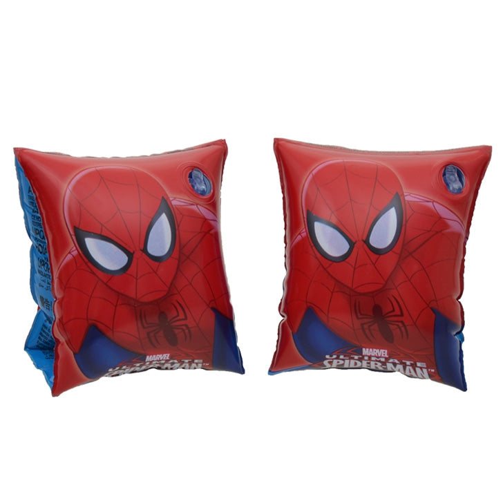 Image of   Badevinger, 3 - 6 år - Spider-Man (Bestway)