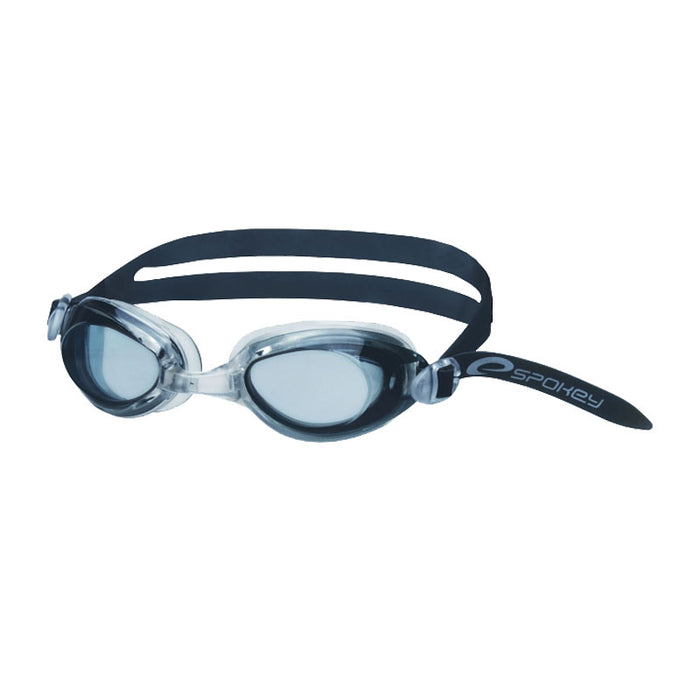 Spokey svømmebrille - Swimmer (klar sort)