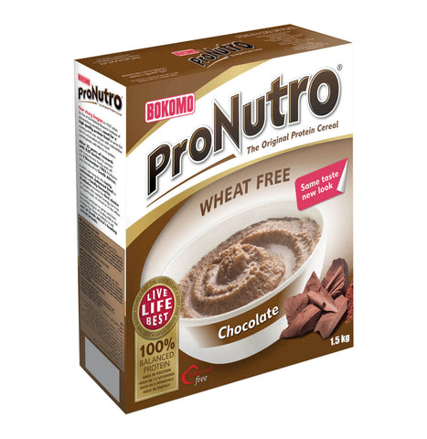 Bokomo ProNutro Chocolate Cereal (Kosher) 500g