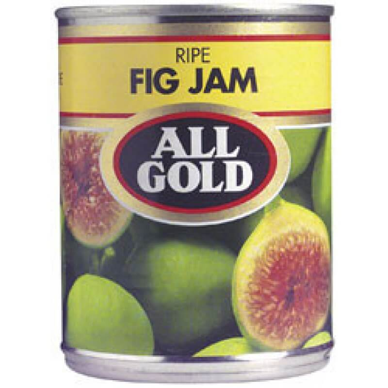 All Gold Ripe Fig Jam (Kosher) 450g