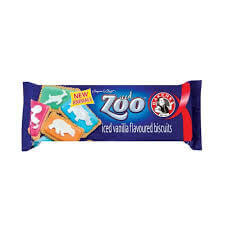 Bakers Iced Zoo Biscuits (LIMIT 2 PER CUSTOMER) 150g