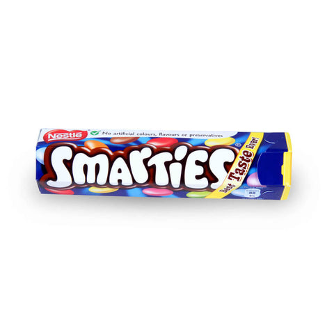Nestle Smarties Tube 38g