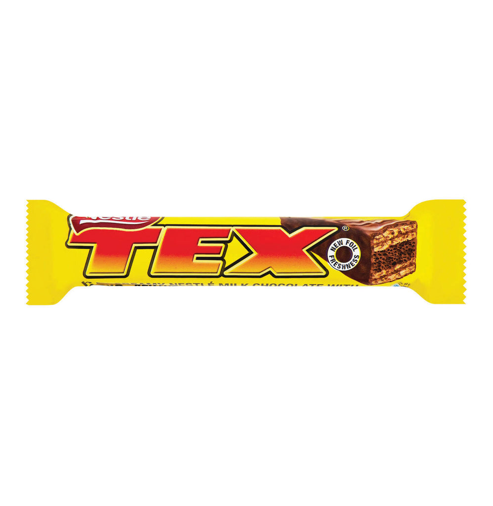 Nestle Tex Bar (Kosher) 40g