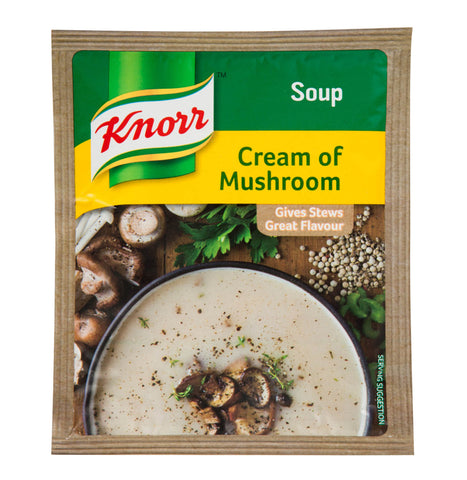 Knorr Cream of Mushroom Soup Mix 50g