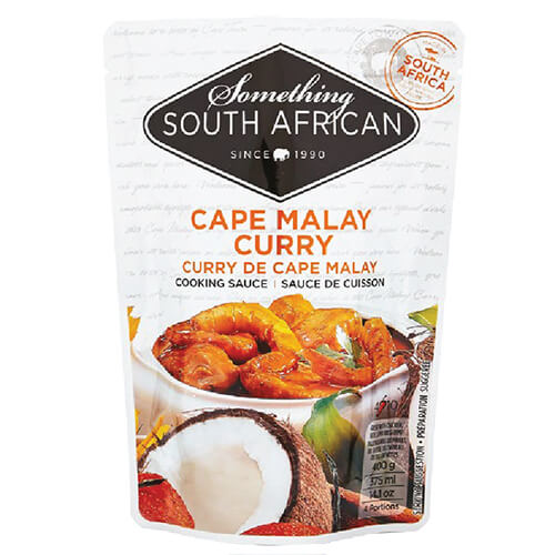 Something South African Cooking Sauce - Cape Malay Curry  400g
