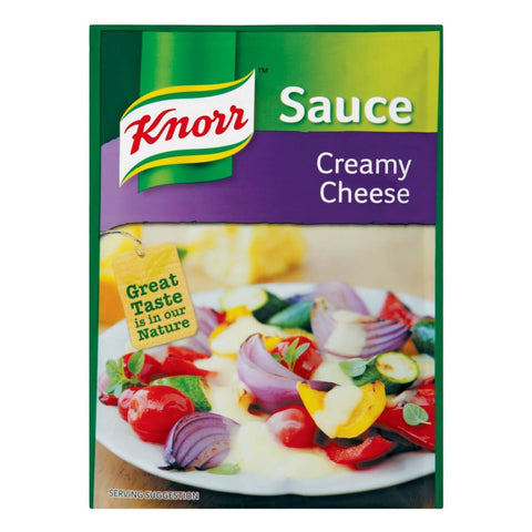 Knorr Sauce - Creamy Cheese 38g