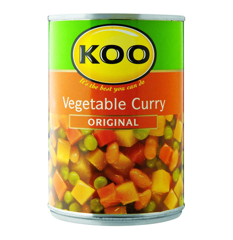 Koo Mixed Vegetables in Curry Sauce 420g