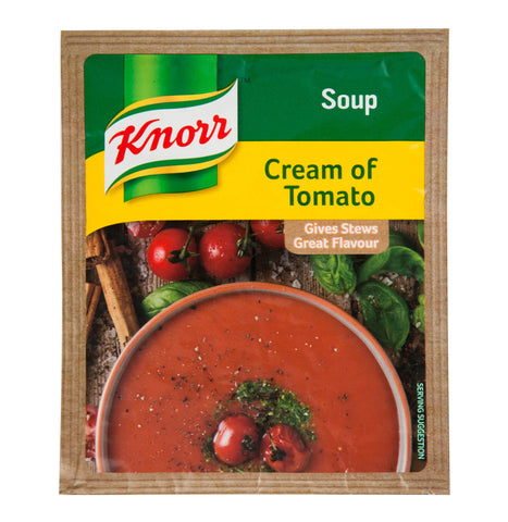 Knorr Cream of Tomato Soup Mix 50g