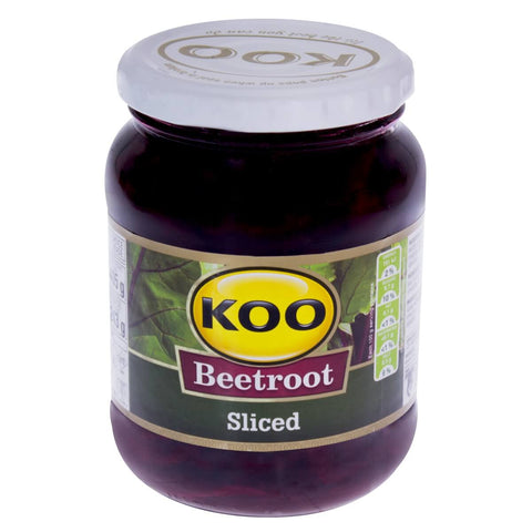 Koo Sliced Beetroot (Kosher) 405g