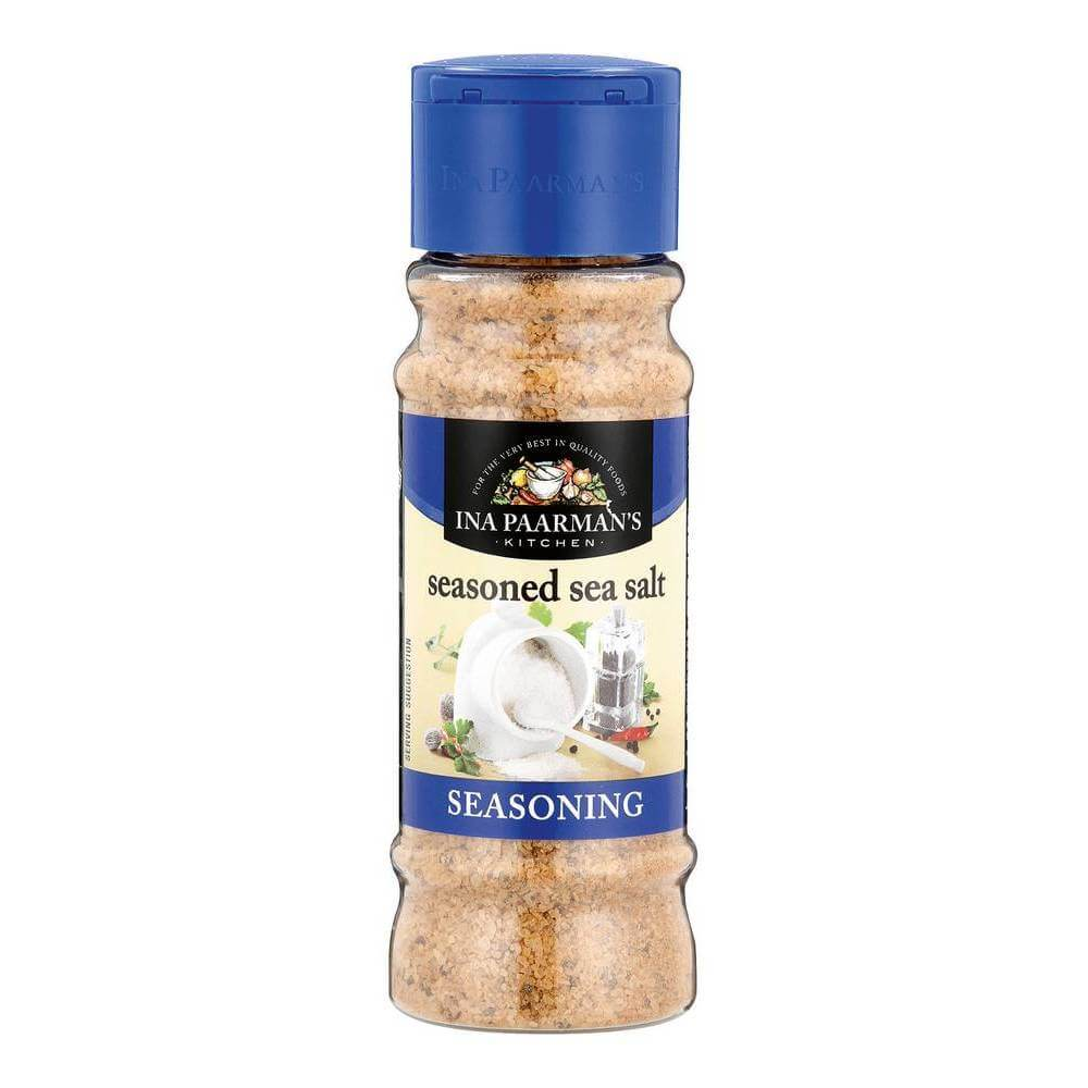 Ina Paarmans Seasoning - Seasoned Sea Salt (Kosher) 200ml