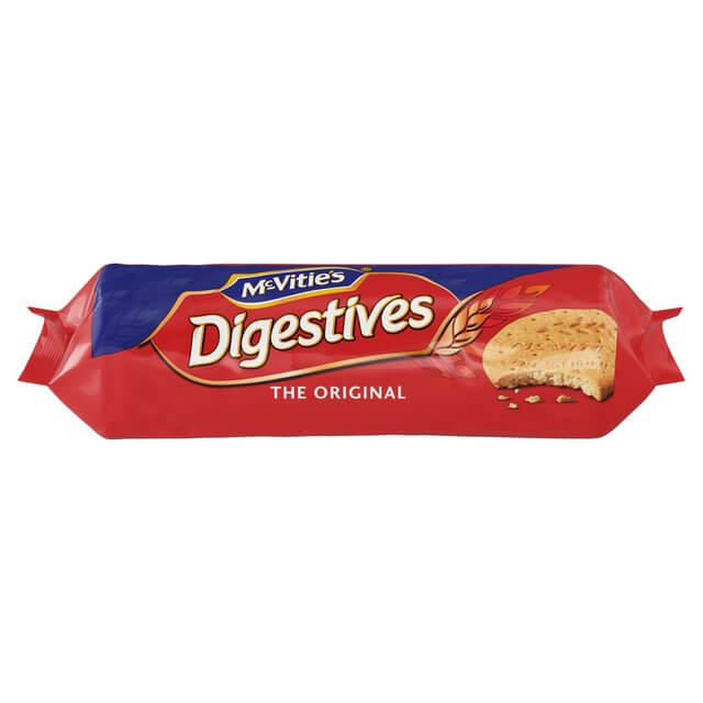 McVities Digestives - Original Biscuits 400g