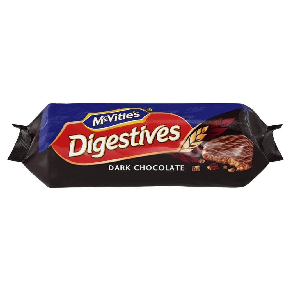 McVities Digestives - Dark Chocolate 300g
