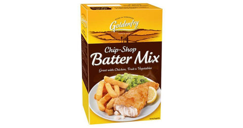 Goldenfry Chip Shop Batter Mix 170g