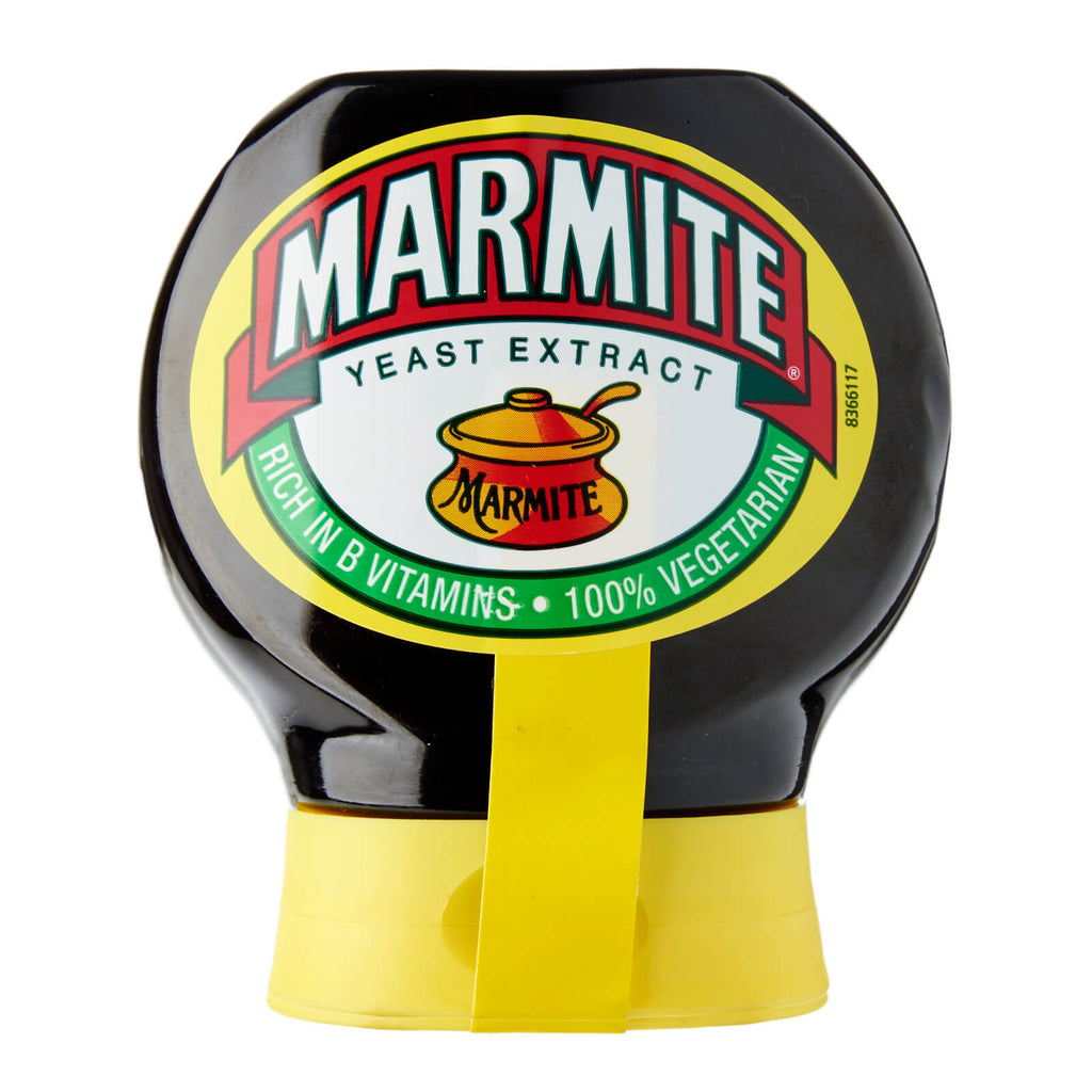 Marmite - Yeast Extract Squeezy Jar 200g