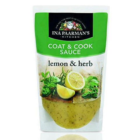 Ina Paarman Lemon and Herb Coat and Cook Sauce (Kosher) 200ml