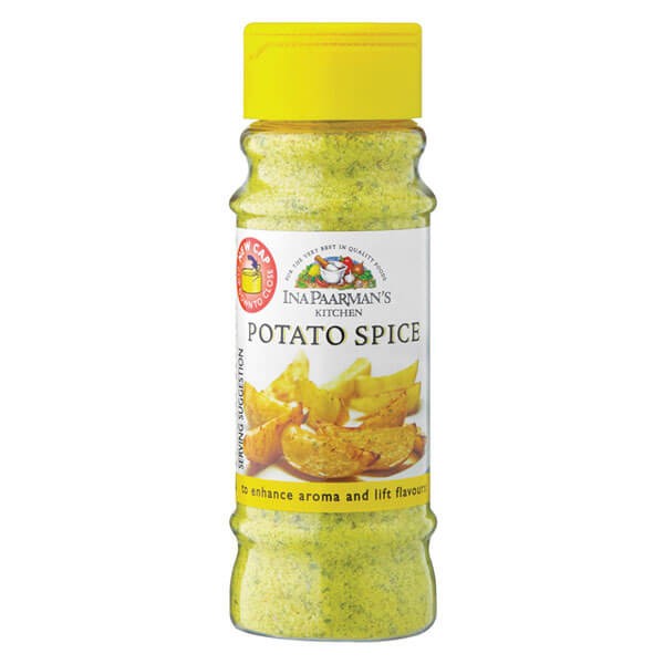 Ina Paarman Seasoning - Potato Spice (Kosher) 200ml