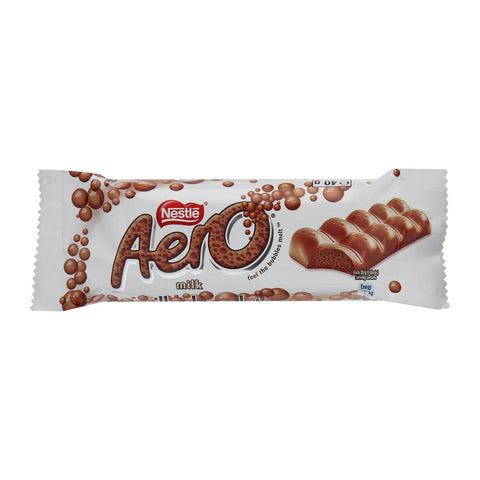 Nestle Aero - Milk Chocolate Small Bar (Kosher) 40g