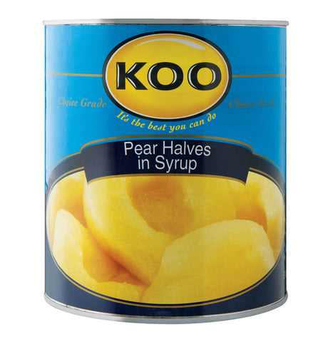 Koo Pear Halves in Syrup (Kosher) 410g