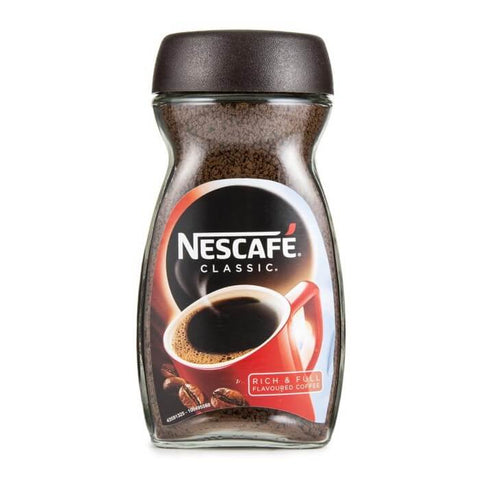 Nestle Nescafe Classic Coffee (Kosher) 200g