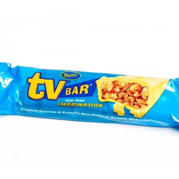 Beacon TV Bar White Chocolate (Kosher) 47g
