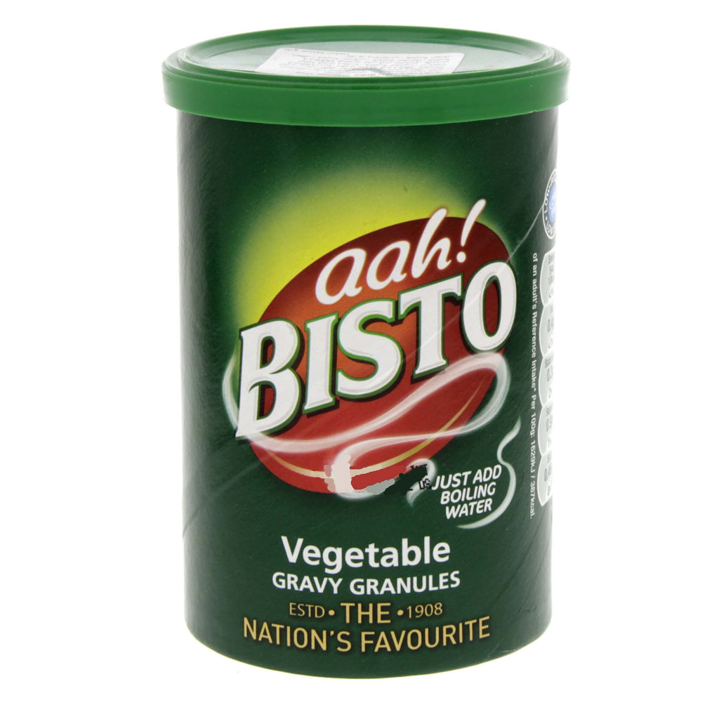 Bisto Gravy Granules - Vegetable 170g