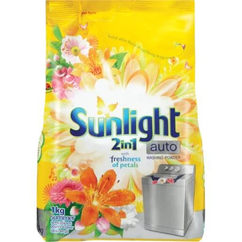 Sunlight Auto Washing Powder 1kg