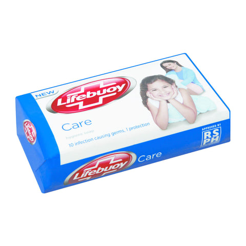 Lifebuoy Soap - Care 100g