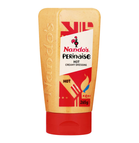 Nandos Perinaise Hot Squeezy Bottle (Kosher) 255ml