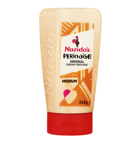 Nandos Perinaise Original Squeezy Bottle (Kosher) 255ml