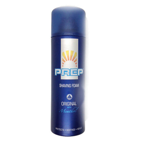 Aspen Prep Original Shaving Foam with Menthol 190ml