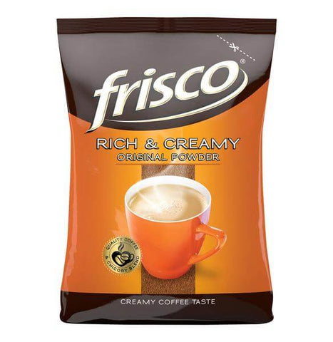 Frisco Coffee - Original Instant Coffee Refill Bag (Kosher) 200g - African Hut