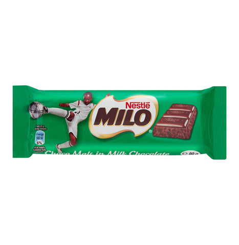 Nestle Milo - Milk Chocolate Bar (Kosher) 80g