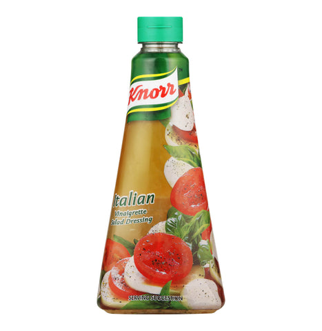 Knorr Italian Vinaigrette Salad Dressing 340ml