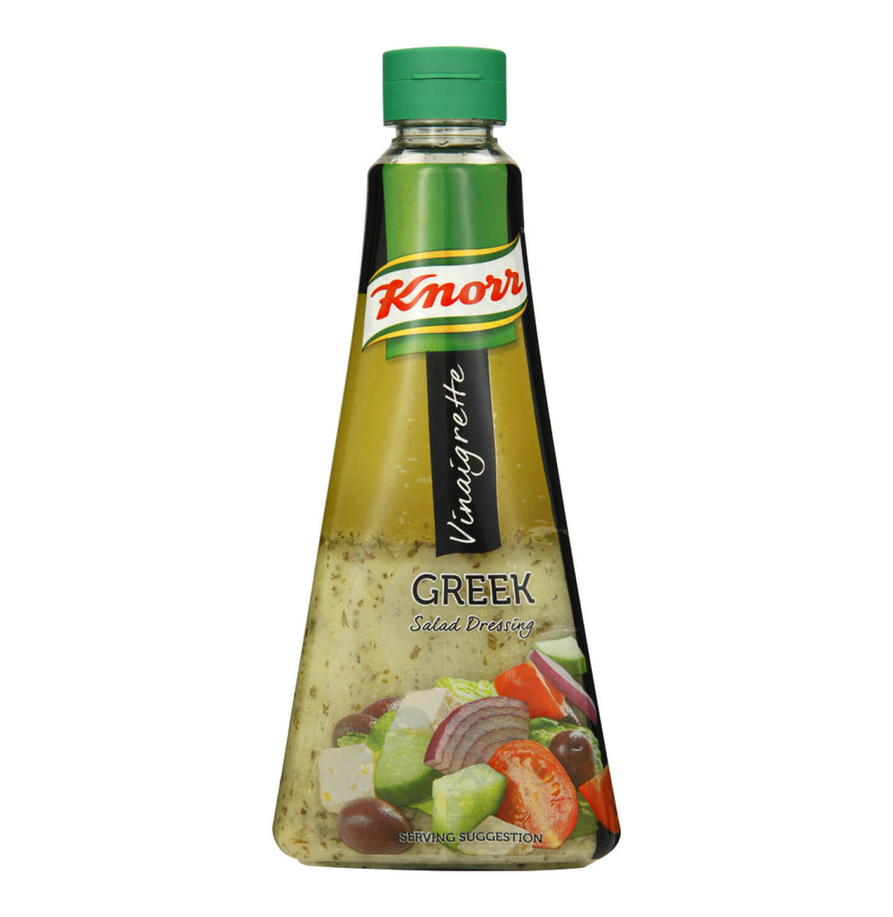 Knorr Salad Dressing - Greek Vinaigrette 340ml