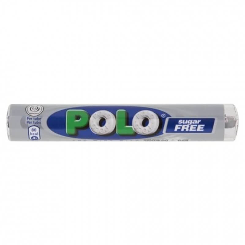 Nestle Polo - Sugar Free Roll 33.4g