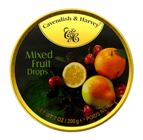 Cavendish and Harvey Mixed Fruit Drops 150g