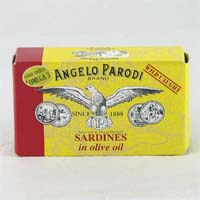 Angelo Parodi Sardines in Olive Oil 120g