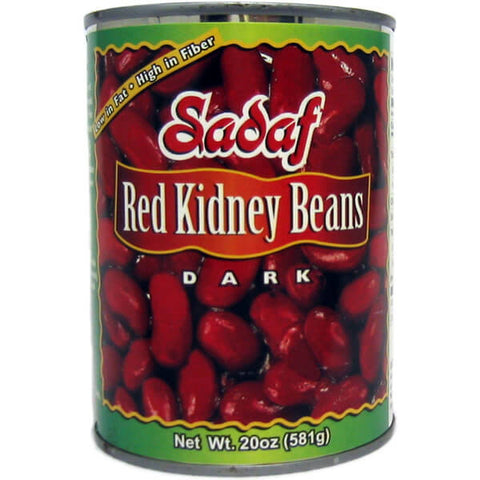 Sadaf Red Kidney Beans 581g