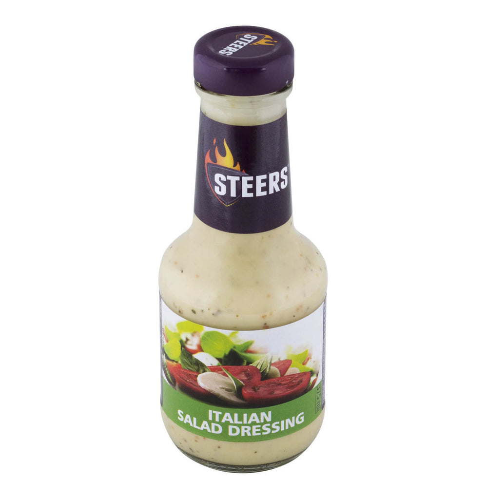 Steers Sauce - Italian Dressing 375ml