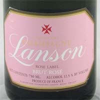 Lanson Rose Champagne 750ml - African Hut