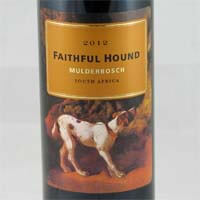 Mulderbosch Faithful Hound Cabernet Sauvignon Red Blend 2014 750ml